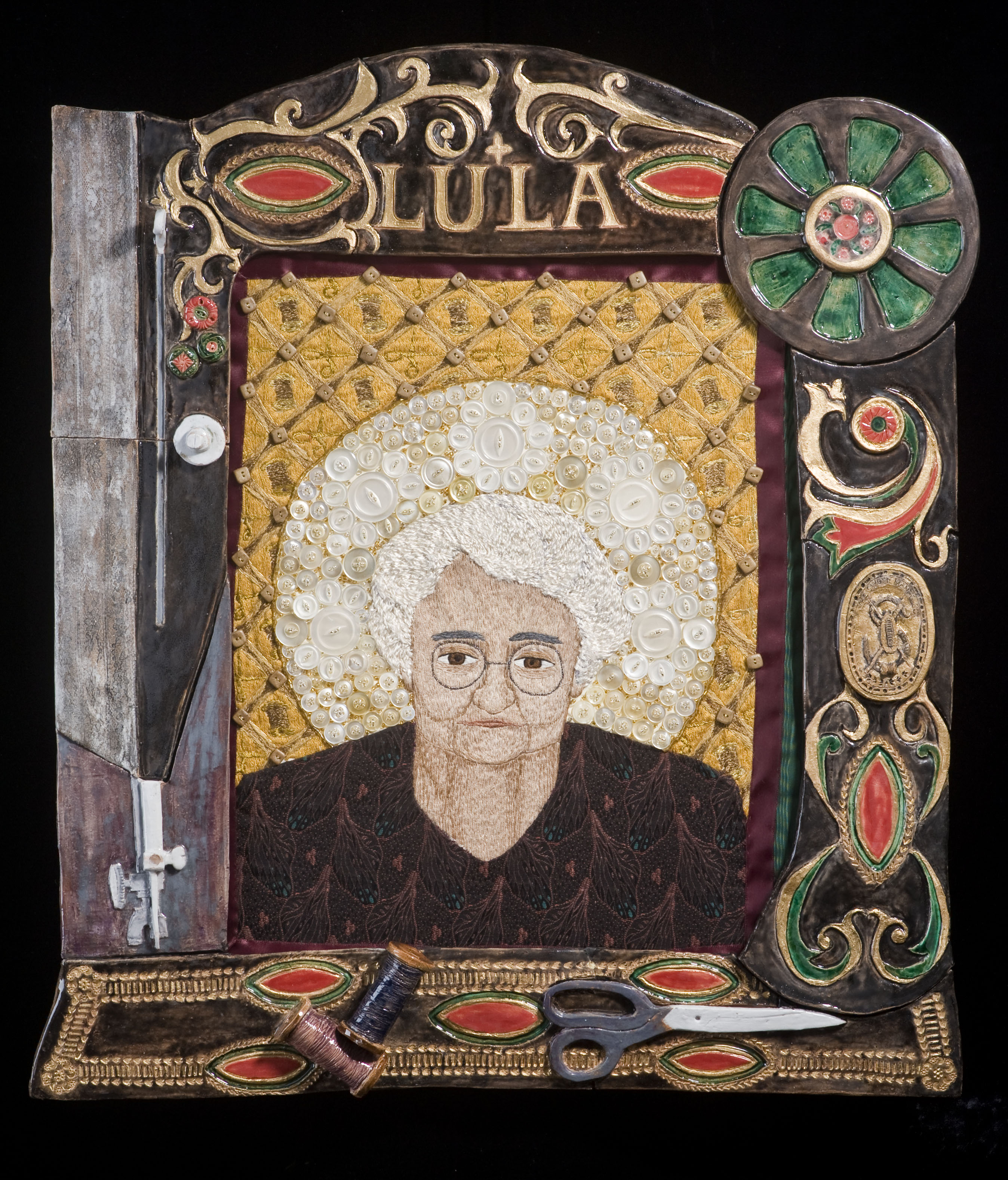 Lula- icon of my greatgrandmother who was a seamstress
