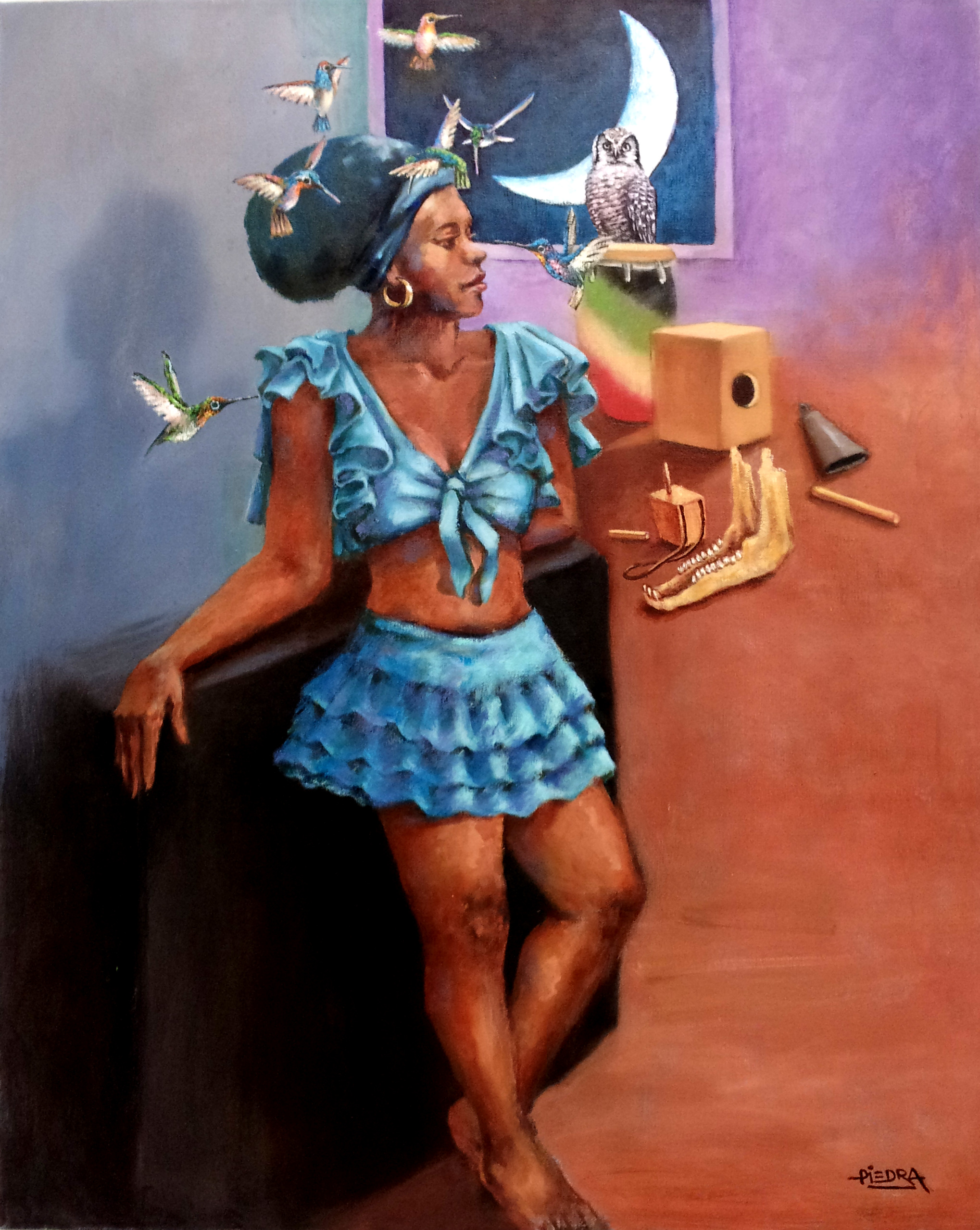 The magic of Afro Peruvian music and dance