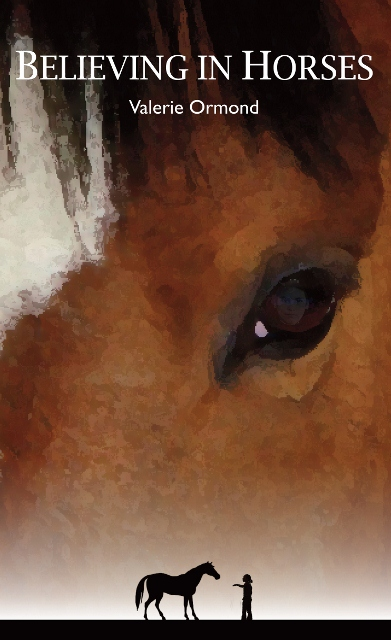Believing Ih Horses award-winning young adult book.