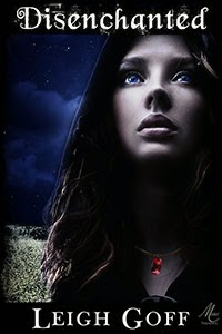 Disenchanted, a bewitching YA novel by Leigh Goff
