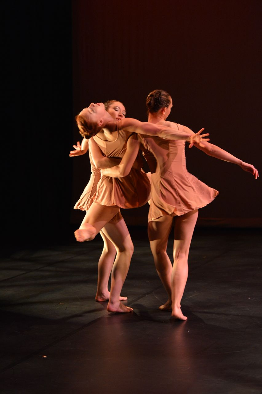 """Photo of """"3"""" by Deep Vision Dance Company's Artistic Director, Nicole A. Martinell.  Photo by Kanji Takeno."""