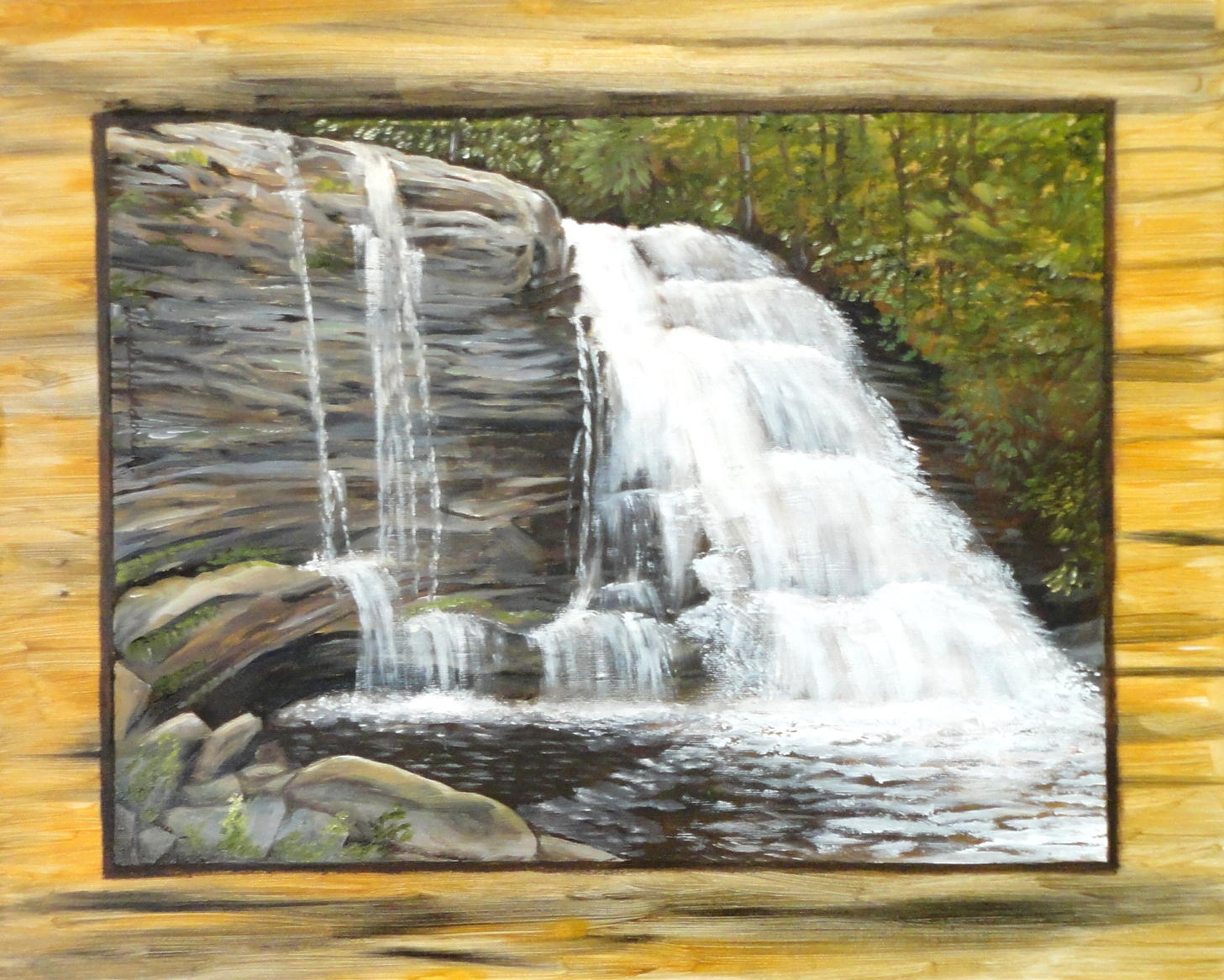 Swallow Falls Series #2