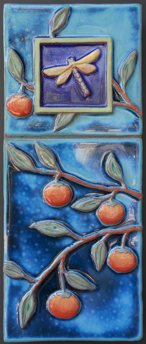Persimmon Tree by Parran Collery