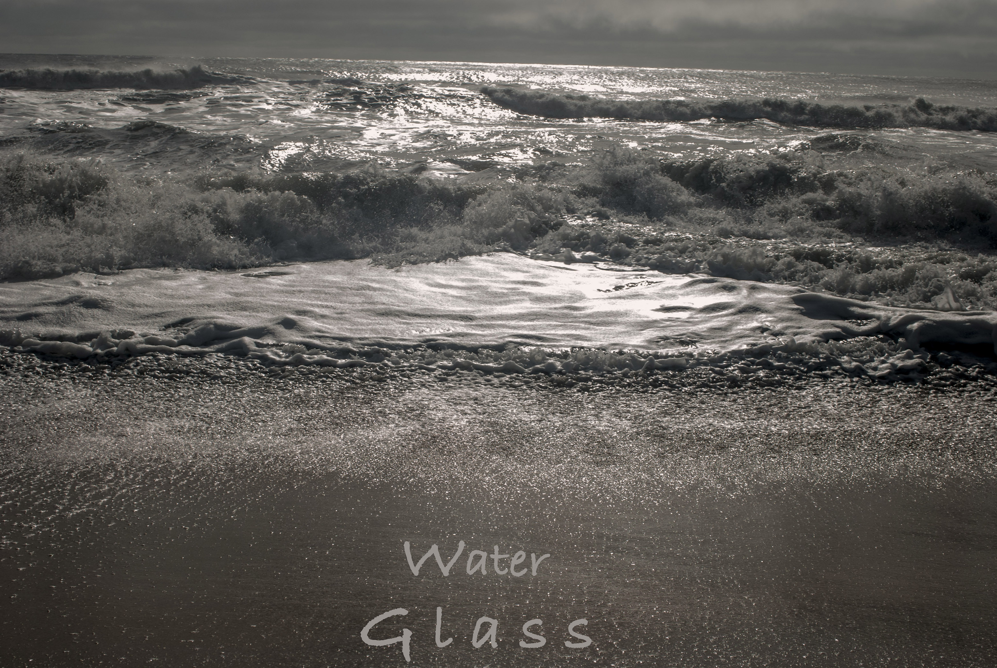 Waterfront Image & Text