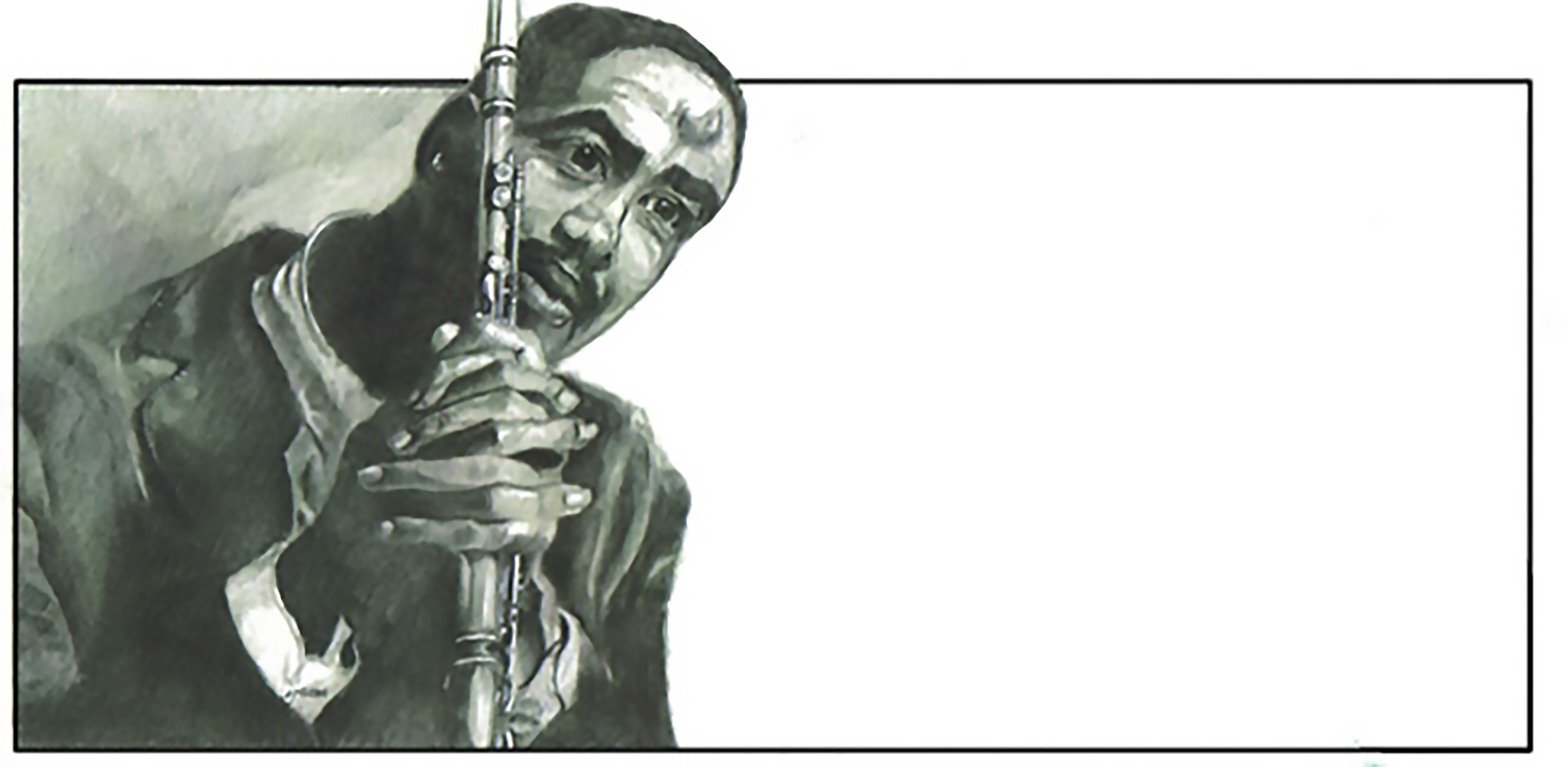 jazz, flautist, musician, Eric Dolphy
