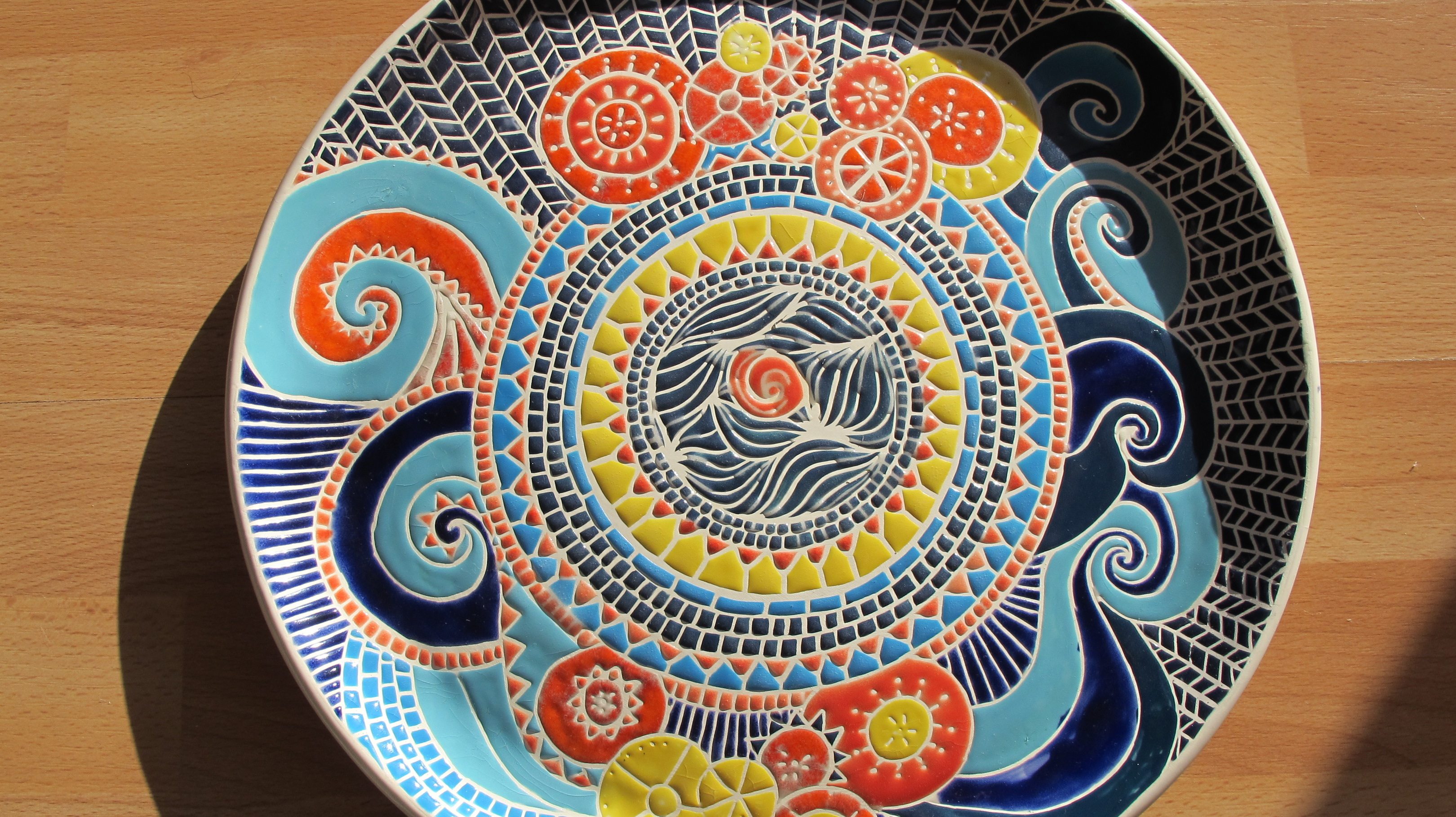 vebeche ceramics to remember is to live a second time